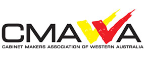Member of CMA WA, Cabinet Makers Association of Western Australia
